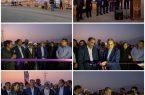 افتتاح پروژه بلوار امام حسین(ع) بندر کنگان