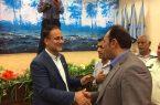 احمد ناصرزاده رئيس جديد دادگستري كنگان شد