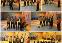 برگزاری مسابقات کونگ فو توآ به مناسبت هفته تربیت بدنی و ورزش در سيراف