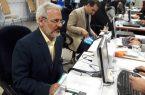 عسگر جلاليان از ستاد انتخابات كشور ثبت نام كرد