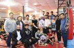 اولین باشگاه ورزشی کنگان به نام «سردار سلیمانی» تغییر نام داد